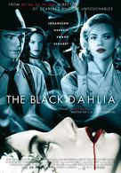 The Black Dahlia - Dutch Movie Poster (xs thumbnail)