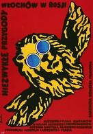 Neveroyatnye priklyucheniya italyantsev v Rossii - Polish Movie Poster (xs thumbnail)