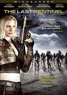 The Last Sentinel - DVD cover (xs thumbnail)