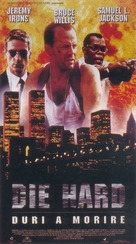 Die Hard: With a Vengeance - Italian Movie Poster (xs thumbnail)