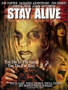 Stay Alive - Movie Cover (xs thumbnail)
