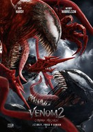 Venom: Let There Be Carnage - Czech Movie Poster (xs thumbnail)