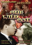 One Wild Oat - DVD cover (xs thumbnail)