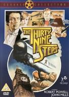 The Thirty Nine Steps - British DVD cover (xs thumbnail)