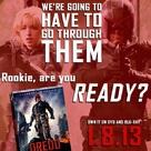 Dredd - Video release poster (xs thumbnail)