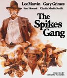 The Spikes Gang - Blu-Ray cover (xs thumbnail)