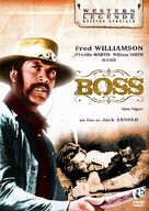 Boss Nigger - French DVD cover (xs thumbnail)