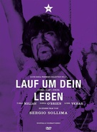 Corri uomo corri - German DVD cover (xs thumbnail)