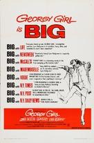 Georgy Girl - Movie Poster (xs thumbnail)