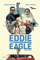 Eddie the Eagle - Movie Poster (xs thumbnail)