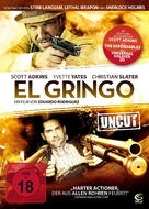 El Gringo - German DVD cover (xs thumbnail)