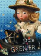 Na pude aneb Kdo má dneska narozeniny? - French Movie Poster (xs thumbnail)
