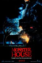 Monster House - Advance movie poster (xs thumbnail)