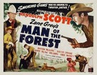 Man of the Forest - Movie Poster (xs thumbnail)