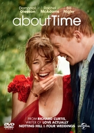 About Time - British DVD movie cover (xs thumbnail)