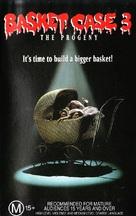 Basket Case 3: The Progeny - Australian Movie Cover (xs thumbnail)