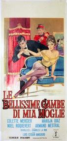 La casta Susana - Italian Movie Poster (xs thumbnail)