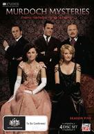 """Murdoch Mysteries"" - New Zealand DVD movie cover (xs thumbnail)"