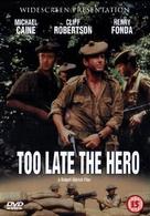 Too Late the Hero - Movie Cover (xs thumbnail)