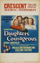 Daughters Courageous - Movie Poster (xs thumbnail)