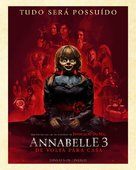 Annabelle Comes Home - Brazilian Movie Poster (xs thumbnail)