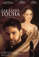 The Proposition - Czech DVD cover (xs thumbnail)