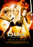 Dead Or Alive - Russian Movie Poster (xs thumbnail)