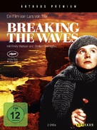 Breaking the Waves - German DVD cover (xs thumbnail)