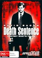 Death Sentence - Australian DVD cover (xs thumbnail)