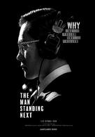 The Man Standing Next - IMDb - South Korean Movie Poster (xs thumbnail)