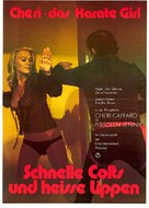 Girls Are for Loving - German Movie Poster (xs thumbnail)