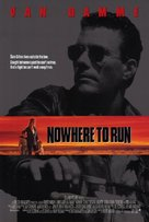 Nowhere To Run - Movie Poster (xs thumbnail)