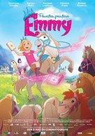 Princess Emmy - Romanian Movie Poster (xs thumbnail)