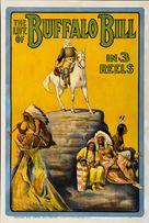 The Life of Buffalo Bill - Movie Poster (xs thumbnail)
