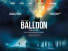Ballon - British Movie Poster (xs thumbnail)