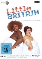 """Little Britain"" - German DVD movie cover (xs thumbnail)"