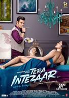 Tera Intezaar - Indian Movie Poster (xs thumbnail)