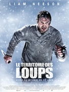 The Grey - French Movie Poster (xs thumbnail)