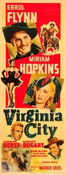 Virginia City - Movie Poster (xs thumbnail)