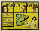Suddenly, Last Summer - Movie Poster (xs thumbnail)