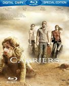 Carriers - Blu-Ray cover (xs thumbnail)