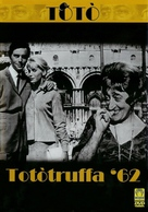 Tototruffa '62 - Italian DVD cover (xs thumbnail)