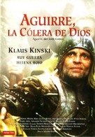 Aguirre, der Zorn Gottes - Spanish Movie Cover (xs thumbnail)