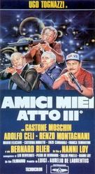 Amici miei atto III - Italian Movie Poster (xs thumbnail)
