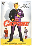 Al Capone - Spanish Movie Poster (xs thumbnail)