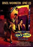 Mo Better Blues - German Movie Poster (xs thumbnail)