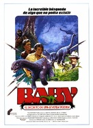 Baby: Secret of the Lost Legend - Spanish Movie Poster (xs thumbnail)