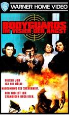 La scorta - German VHS cover (xs thumbnail)