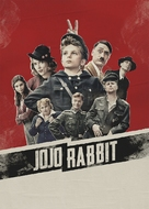 Jojo Rabbit - International Movie Poster (xs thumbnail)