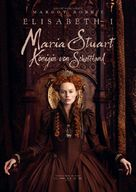 Mary Queen of Scots - German Movie Poster (xs thumbnail)
